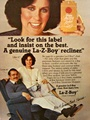 A Vintage Promo Ad For The  La-z-boy Recliner  - cherl12345-tamara photo
