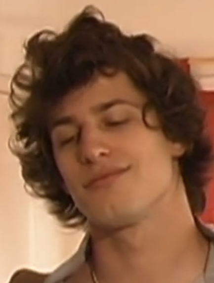 A young Andy