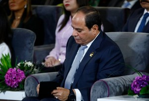 ABDELFATTAH ELSISI OPEN BLACK BOX