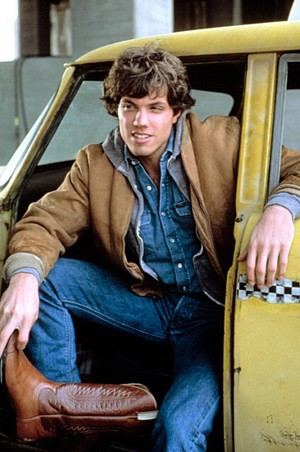 Adam Baldwin as Albert Hockenberry in DC Cab