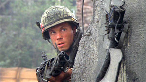 Adam Baldwin as Animal Mother in Full Metal 재킷, 자 켓