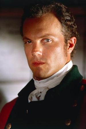 Adam Baldwin as Captain Wilkins in The Patriot