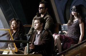 Adam Baldwin as Jayne Cobb in Serenity