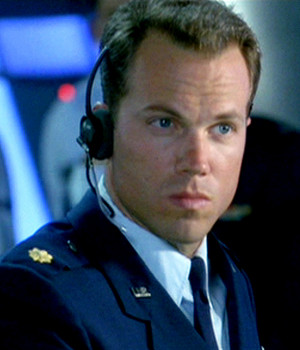 Adam Baldwin as Major Mitchell in Independence giorno