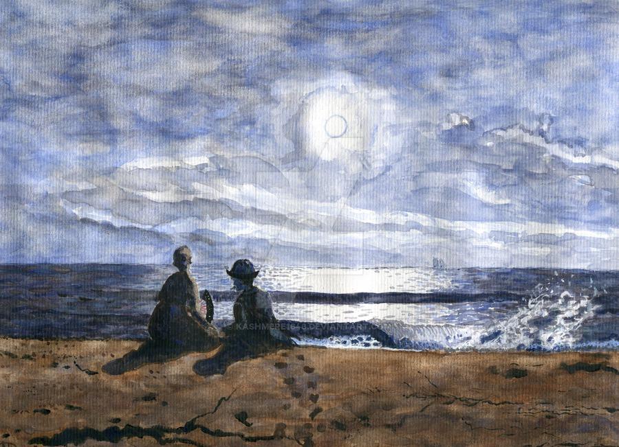Adoration Winslow Homer