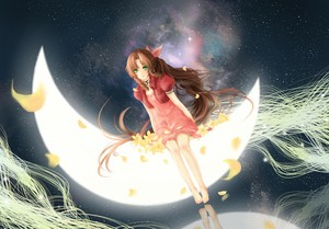 Aerith to Moon