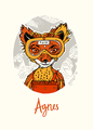 Agnes - fantastic-mr-fox photo
