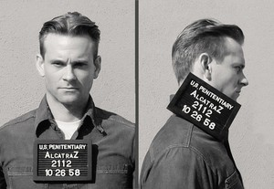 Alcatraz Mugshot: Cal Sweeney