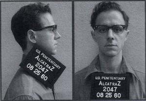 Alcatraz Mugshot: Ernest Cobb