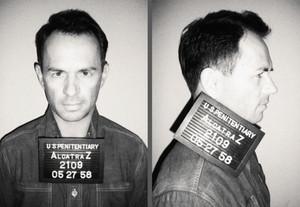 Alcatraz Mugshot: Garrett Stillman