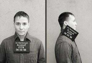 Alcatraz Mugshot: Herman Ames