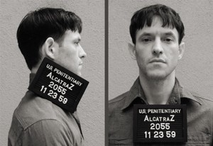 Alcatraz Mugshot: Johnny McKee