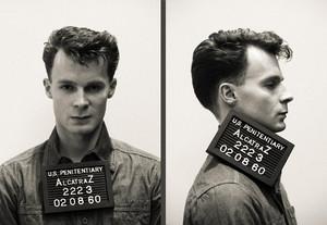 Alcatraz Mugshot: Paxton Petty