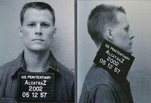 Alcatraz Mugshot: Tommy Madsen