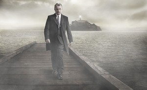 Alcatraz Portrait - Sam Neill as Emerson Hauser