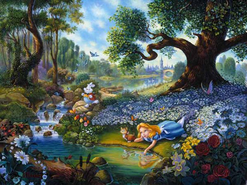 Ben15delas Images Alice In Wonderland Hd Wallpaper And Background