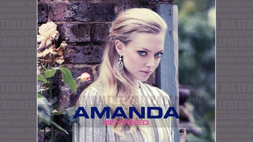 Amanda Seyfried kertas dinding called Amanda Seyfried