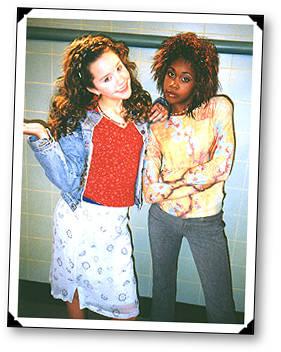 The Amanda Zeigen Hintergrund called Amber & Shelia