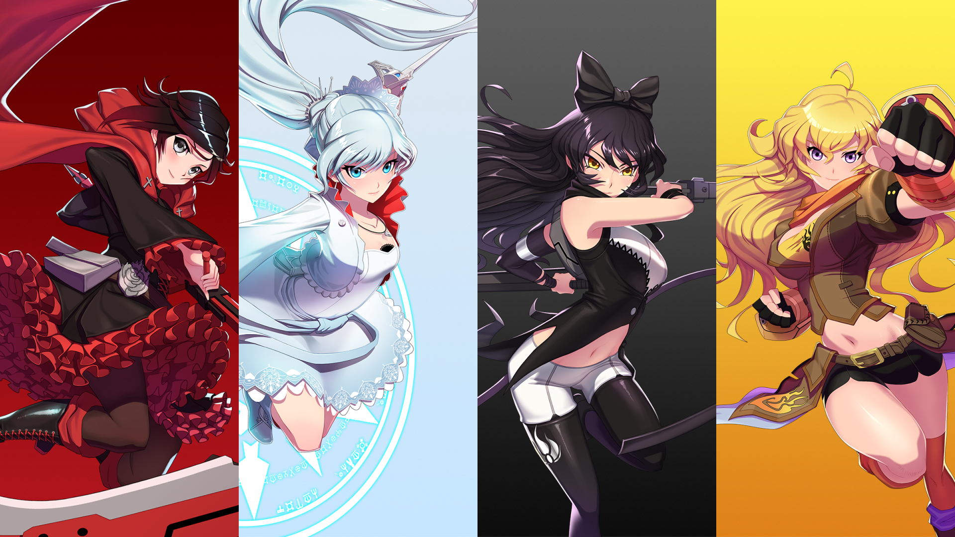 RWBY images Amity Arena Wallpaper HD wallpaper and background photos