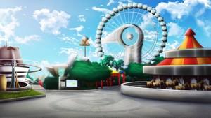 Amusement Park پیپر وال