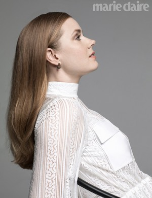 Amy Adams - Marie Claire Photoshoot - 2018