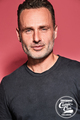 Andrew Lincoln ~ EW SDCC 2018 Portrait - the-walking-dead photo