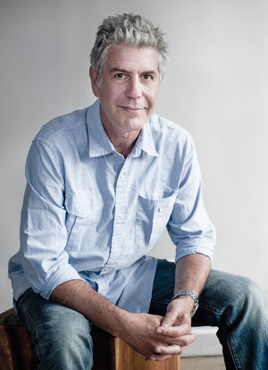 Anthony Michael Bourdain (June 25, 1956 – June 8, 2018)