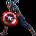 AoU Captain America 2shield guard - snow-white-and-the-seven-dwarfs photo