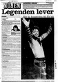Article on legendary World's Biggest Music Superstar  - michael-jackson photo
