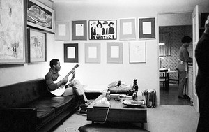 At Home With Sam Cooke And Family