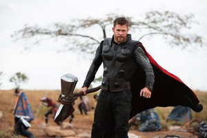 Avengers: Infinity War - Bangtan Boys