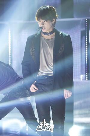BTS Comeback Stage