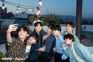 Bangtan Boys X DISPATCH FOR BTS' 5TH ANNIVERSARY