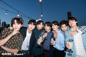 防弾少年団 X DISPATCH FOR BTS' 5TH ANNIVERSARY