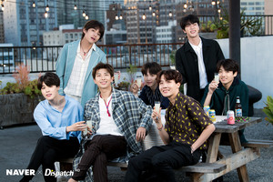 BTS x Dispatch