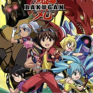 Bakugan - Happy Easter! - Bakugan Battle Brawlers Photo