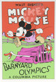 Barnyard Olympics (1932) - mickey-mouse photo