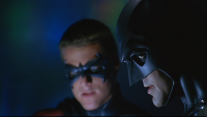 蝙蝠侠 and Robin