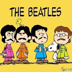 Beatles/Peanuts parody