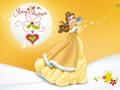 Beautiful Belle 💐 - bernadettes-angels-and-more wallpaper