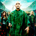 Bellatrix, Voldemort and Lucius - harry-potter icon