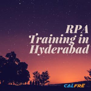 Best RPA Training In Hyderabad