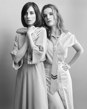 Betty Gilpin and Alison Brie Photoshoot