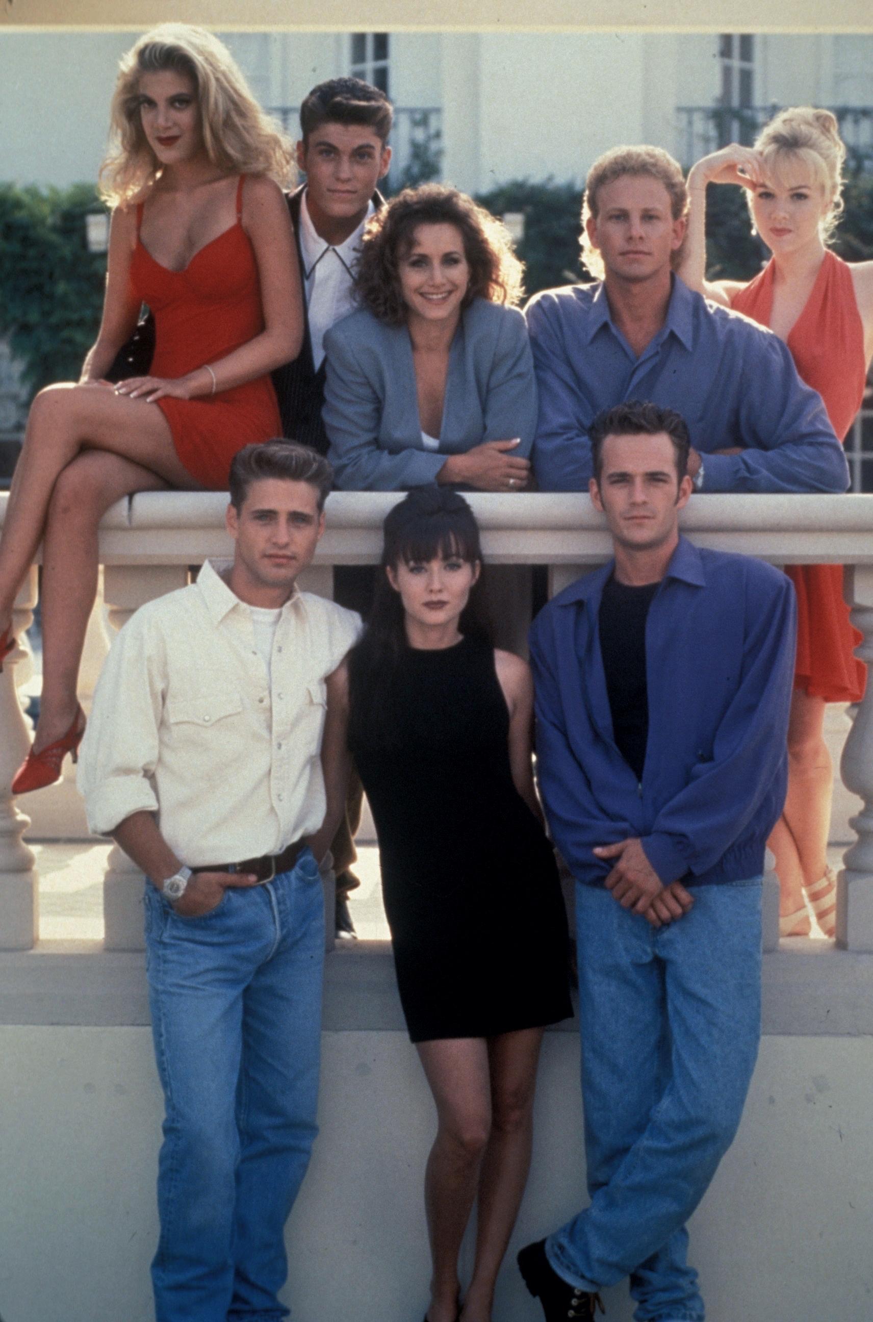 Beverly hills cast 90210 90210 (TV