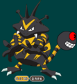 Black Electabuzz - pokemon photo