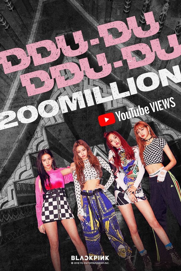 Black Pink Images Black Pink Become The Fastest K Pop Group To Reach