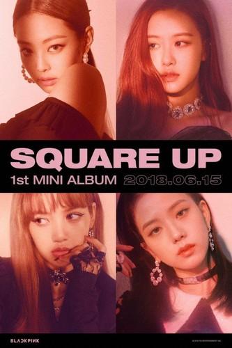 Black 粉, 粉色 壁纸 called Black 粉, 粉色 releases teaser posters for 'DDU-DU DDU-DU'