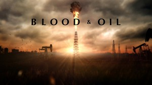 Blood and Oil fond d'écran