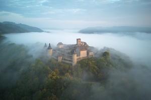 Bourscheid Castle, Luxembourg