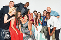 Brooklyn Nine-Nine and Doctor Who Cast at San Diego Comic Con 2018 - EW Portrait - brooklyn-nine-nine photo